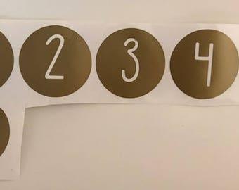 Desk Dots (Set of 5)
