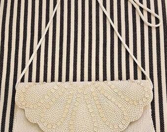 Vintage La Regale 1920s Art Deco Style Design Purse / Handbag / Clutch / Evening Bag