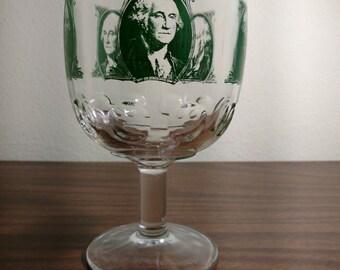 President George Washington Goblet