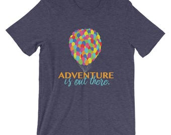 "Adventure is out there | Disney / Pixar ""Up"" Inspired T-Shirt 