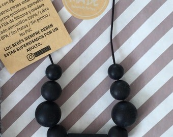 Baby Silicone Breast Necklace
