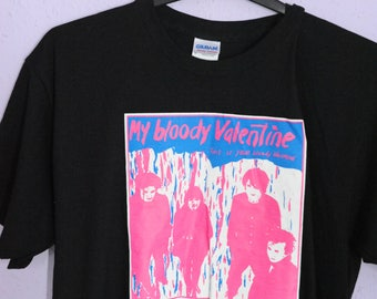 my bloody valentine This Is Your Bloody Valentine t-shirt (Large) lush ride shoegaze the jesus and mary chain C86