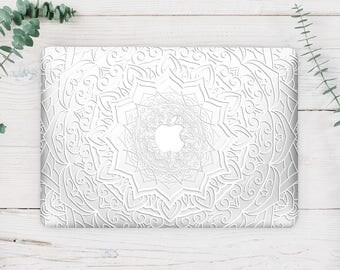 Mandala Macbook Skin Macbook Pro 13 2016 Sticker Macbook Air 11 Decal Macbook Vinyl Skin Macbook 12 Decal Macbook Pro Retina 13 Decal CA3013