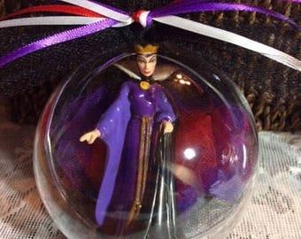 Snow White's Evil Queen Ornament