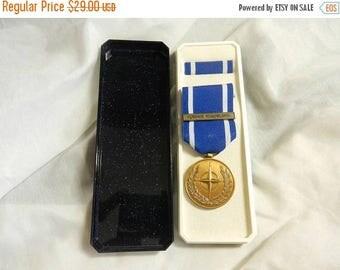 Summer Sale Original United Nations Former Yugoslavia Service Medal Cased