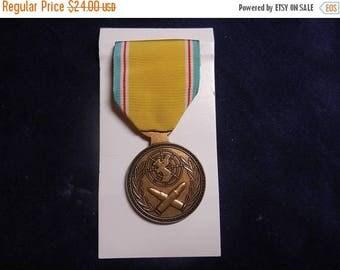 Inventory Sale Vintage Unitsed Nations Korean Service Medal