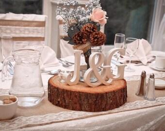 Hessian table runner Burlap wedding runner