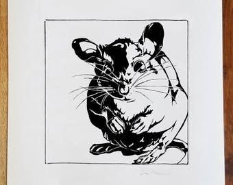 Mouse Print