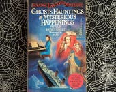 Ghosts, Hauntings and Mysterious Happenings (Strange Unsolved Mysteries Paperback by Phyllis Raybin Emert)