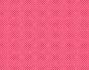 1 Yard Kisses by Doodlebug Design Inc. for  Riley Blake Designs - 210 Raspberry