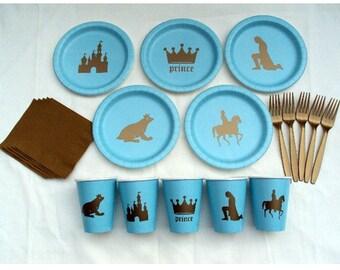 Prince Tableware Set for 5 People