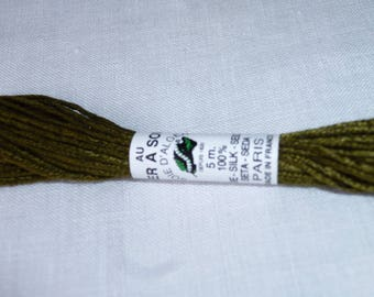 Yard long from AU ver A Silk color 2146C 5 meters