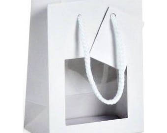 Clutch handle DrawString gift bag