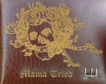 Mama Tried Bertha Wallet