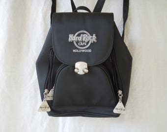 90s Hard Rock Cafe Mini Backpack