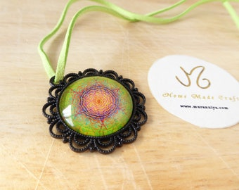 UNIVERSE necklace - Universe necklace