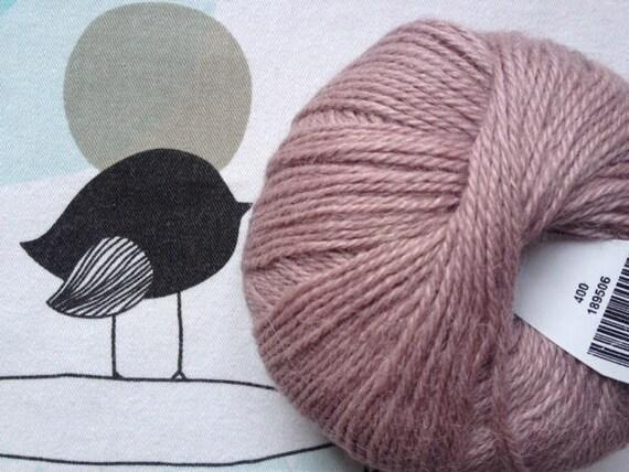 Pink - Fonty alpaca wool