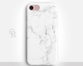 Marble iPhone 7 Plus Case For iPhone 8 iPhone 8 Plus - iPhone X - iPhone 7 Plus - iPhone 6 - iPhone 6S - iPhone SE - Samsung S8 - iPhone 5