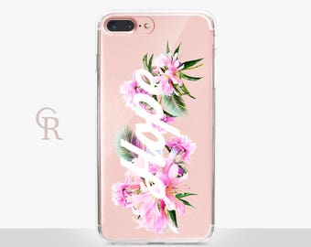 Hope Clear Phone Case For iPhone 8 iPhone 8 Plus iPhone X Phone 7 Plus iPhone 6 iPhone 6S  iPhone SE Samsung S8 iPhone 5 Transparent