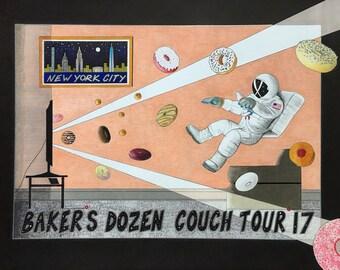 Baker's Dozen Couch Tour '17
