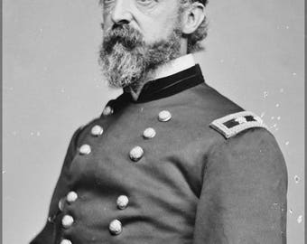 Poster, Many Sizes Available; General George Meade P2