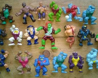 Miniature Figures - MONSTER SPORT STARS 1990s