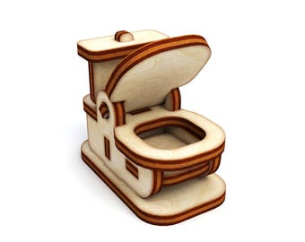 """The item in the bathroom """"Toilet bowl"""""""