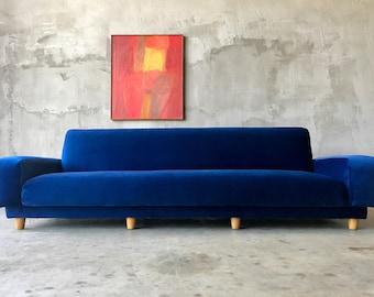 Vintage Speed Sofa.