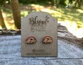 Earrings - Over the Rainbow Studs