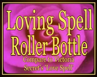 Loving Spell Roller Bottle (Compare to Victoria Secret's 'Love Spell')