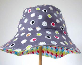 Child's Bucket Hat - Medium