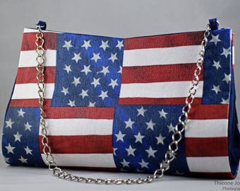Fourth of July Clutch 2