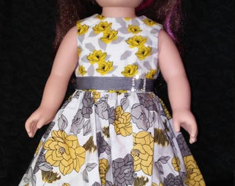 "18"" doll clothes, handmade"