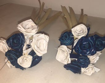 """the """"Don't Judge Me Bouquets"""" 9 and 9 Roses"""