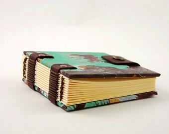 Petit carnet de sac à mains, journal, carnet de wishlist, carnet multicolore fermeture pression, grimoire, petit carnet de notes