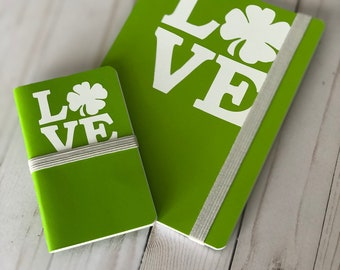Lucky Love Journal - Gift - Notepad - Stationery - Notebook