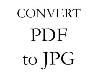 Add-on: Convert PDF Only Listing to JPG