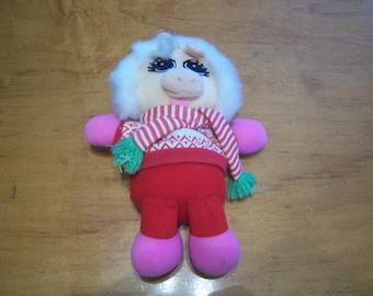 Miss Piggy Doll