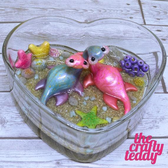 Nessie Lovebirds