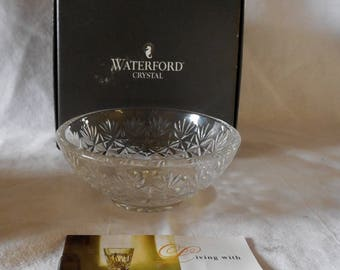 Waterford Crystal Hospitality Party Dish
