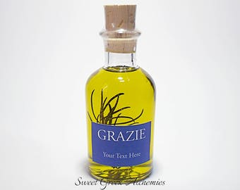 "Olive Oil Favors, Olive Oil Wedding Favors, Olive Oil Baby Shower Favors, Olive Oil Bridal Shower Favors, 25 pcs ""Italian"" (70ml/ 2.4oz)"