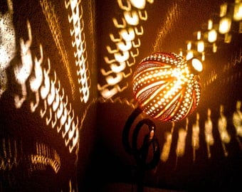 gourd lamps interior lighting handcrafted moroccan lamp turkish mosaic pendant light gift bohemian furniture chandelier