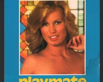 "Mature Vintage Playboy Magazine Mens Girlie Pinup : Wall Calendar 1979 VG 12.5"" x 8.5"""