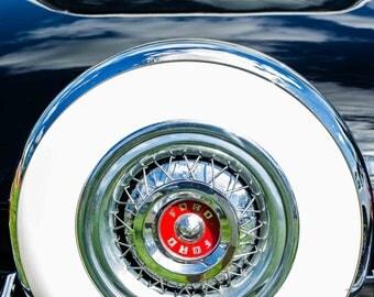 Classic Car Ford T Bird P1256