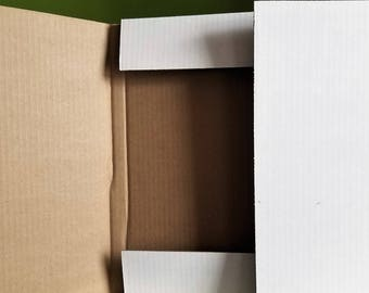 """combo MAILERS & Filler Pads for 12"""" LP Vinyl Records"""