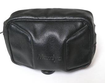 Vintage Camera Pouch/Case for 1970s Mamiya 135 Rangefinder