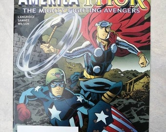 Free Comic Book Day 2011: Captain America and Thor