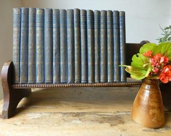 Set of 16 Works of Rudyard Kipling - MacMillan & Co and Metheun C.1920s