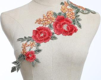guipure floral lace 1 G