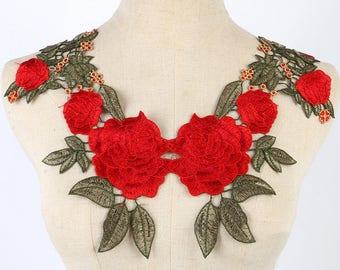 guipure floral lace 4 G